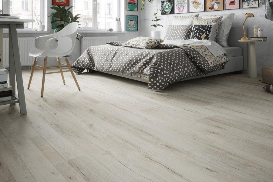 Plávajúca podlaha v spálni