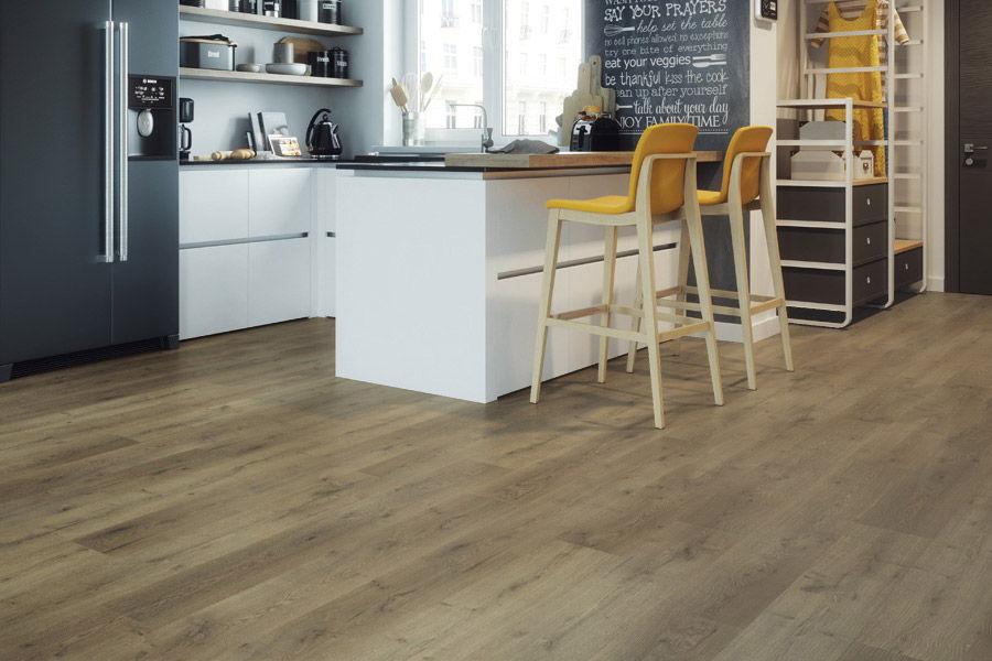Plávajúca podlaha v kuchyni